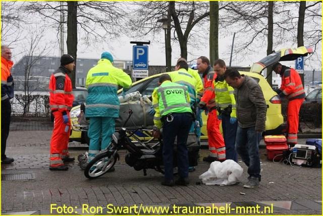 MMT1 inzet Zaandam Foto: Ron Swart