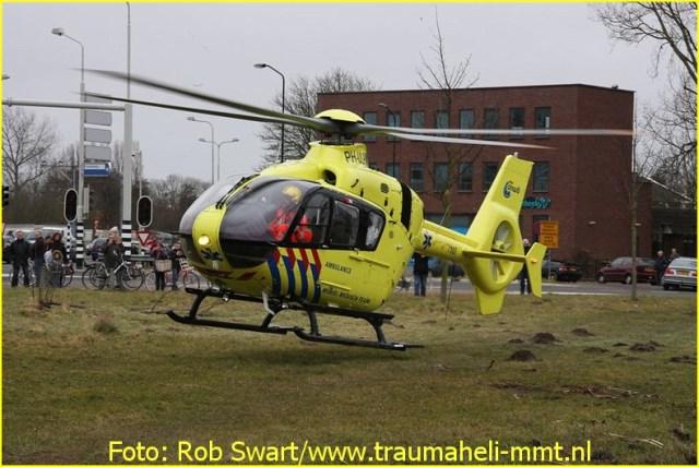 Lifeliner1 inzet Assendelft Foto: Ron Swart (8)