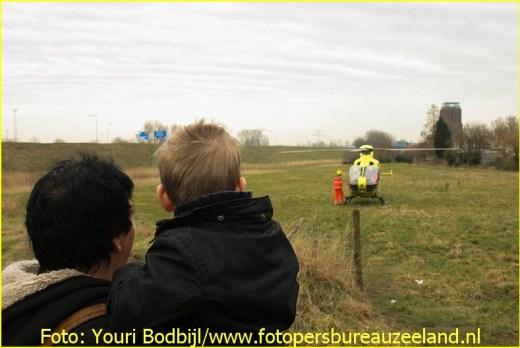Lifeliner3 inzet Oost-Souburg Foto: Youri Bodbijl
