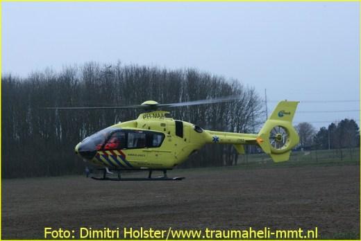 Lifeliner2 inzet Delft Foto: Dimitri Holster