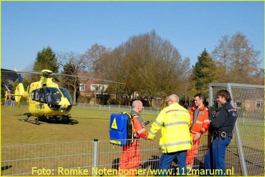 Lifeliner4 inzet Marum Foto: Romke Notenbomer