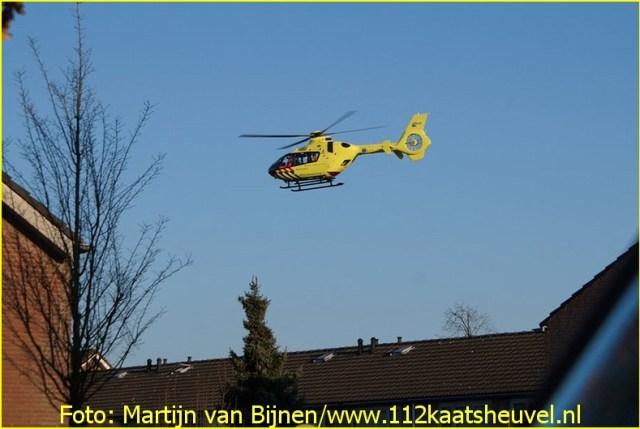 Lifeliner3 inzet Waalwijk Foto: Martijn van Bijnen (3)