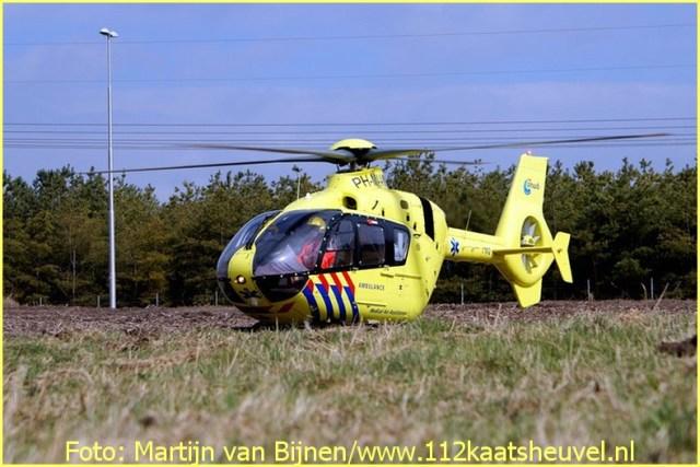 Lifeliner2 inzet Tilburg Foto: Martijn van Bijnen (6)