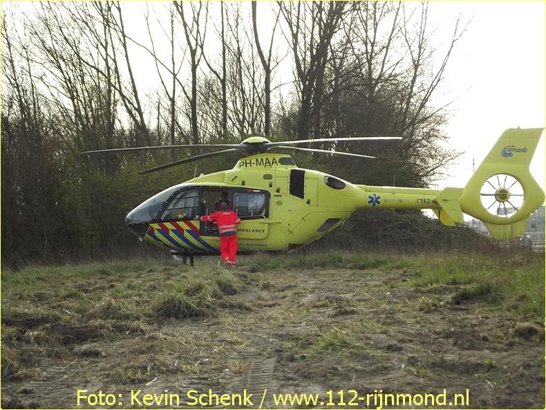 `Lifeliner2 inzet Rotterdam Hoogvliet Foto: Kevin Schenk (10)