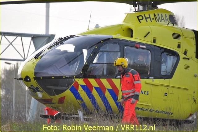 Lifeliner2 inzet Rotterdam Hoogvliet Foto: Robin Veerman (3)