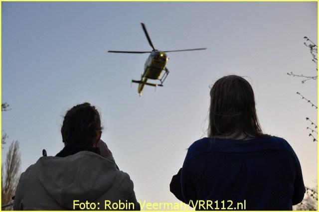 Lifeliner2 inzet Spijkenisse Foto: Robin Veerman (1)