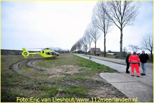 Lifeliner2 inzet Hoofddorp Foto: Eric van Lieshout (3)