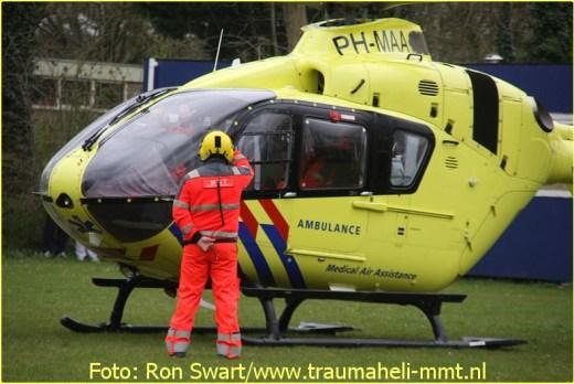 Lifeliner2 inzet Krommenie Foto: Ron Swart (19)