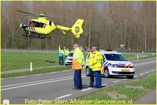 Lifeliner3 inzet Wijngaarden Foto: Peter Stam (4)
