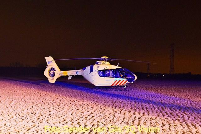 Lifeliner3 inzet Oirschot Foto: Sander van Gils (3)