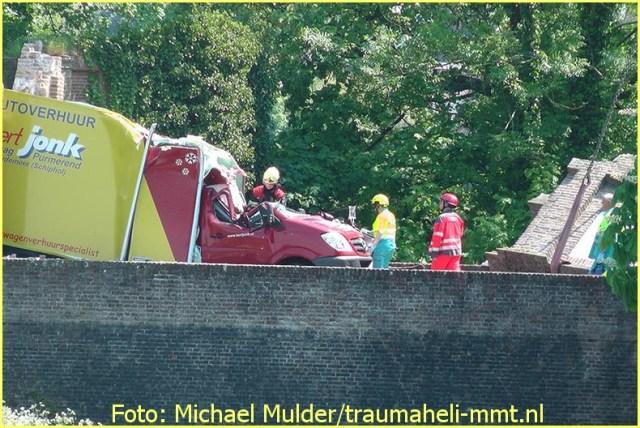 Lifeliner1 inzet Vianen Foto: Michael Mulder
