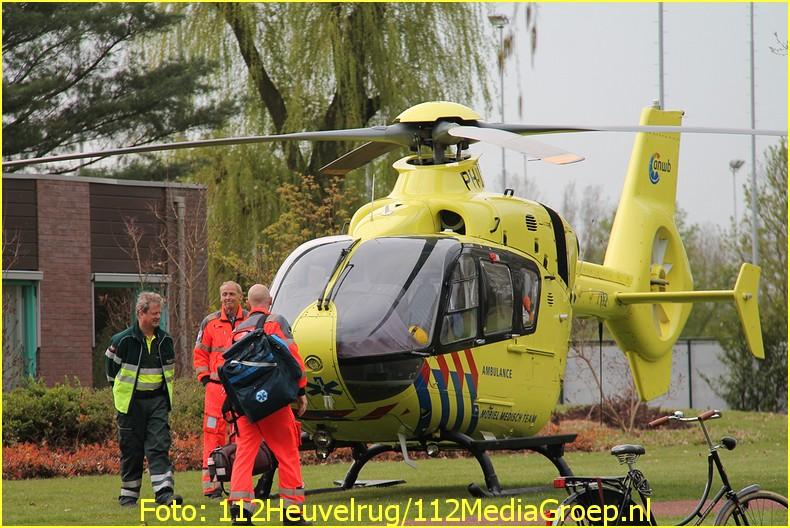 Lifeliner3 inzet Veenendaal Foto: 112Heuvelrug.nl