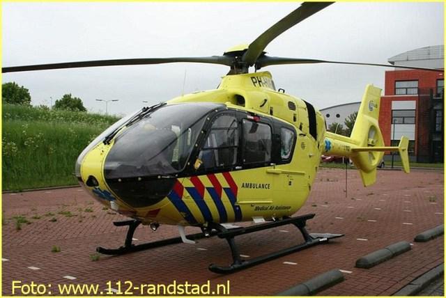 Lifeliner1 inzet Houten Foto: 112-randstad.nl