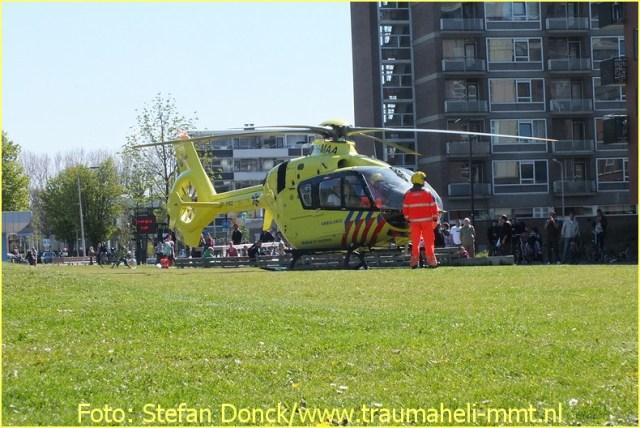 Lifeliner2 inzet Delft Foto: Marvin Hake (2)