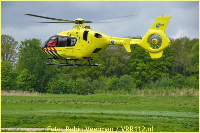 Lifeliner2 inzet Ridderkerk Foto: Robin Veerman (5)