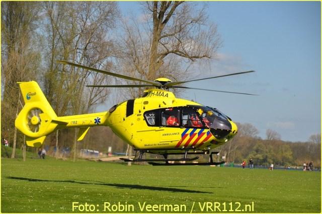 Lifeliner2 inzet Rotterdam Foto: Robin Veerman (4)