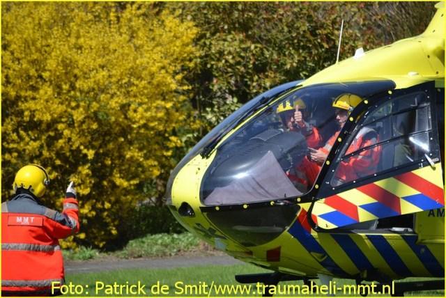 Lifeliner2 inzet Axel Foto: Patrick de Smit