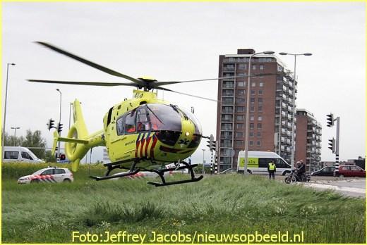 Lifeliner2 inzet Capelle aan den Ijssel Foto: Jeffrey Jacobs