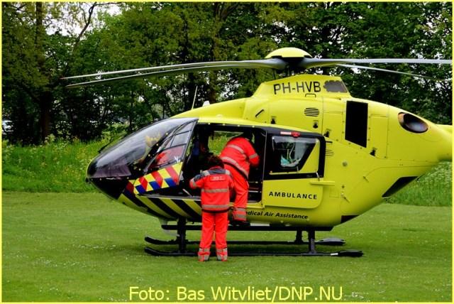 Lifeliner1 inzet Bovenkarspel Foto: Bas Witvliet (1)