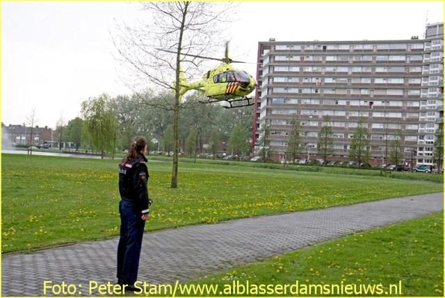 Lifeliner2 inzet Papendrecht Foto: Peter Stam (5)