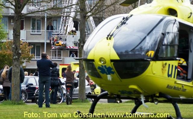 Lifeliner4 inzet Julianadorp Foto: Tom van Oossanen