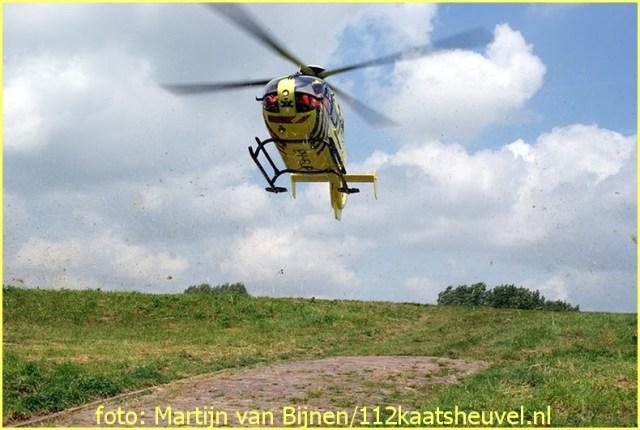 Lifeliner3 inzet Heusden Foto: Martijn van Bijnen (10)