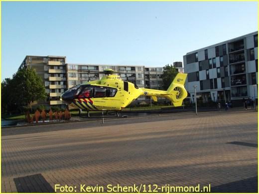 Lifeliner2 inzet Rotterdam Foto: Kevin Schenk (15)