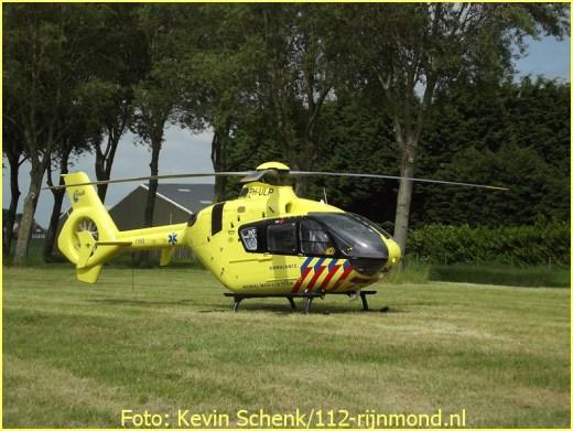 Lifeliner2 inzet Hellevoetsluis Foto: Kevin Schenk (16)