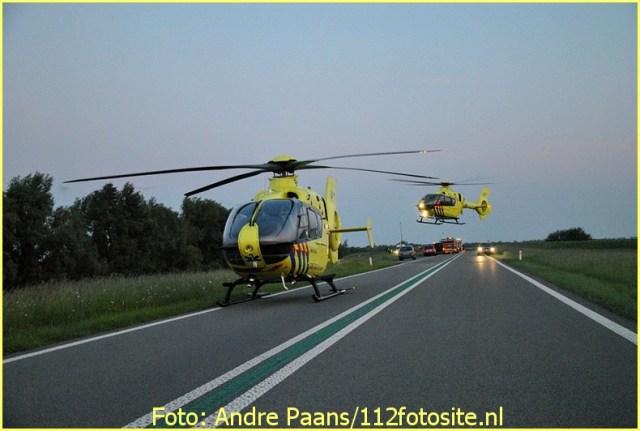 Lifeliner1 & 2 inzet St. Philipsland Foto: Andre Paans