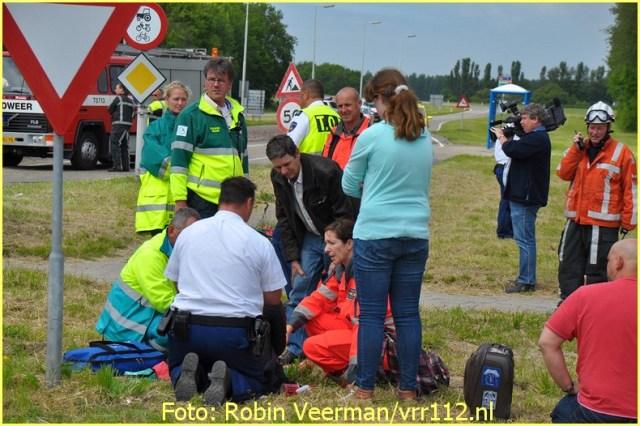 Lifeliner2 inzet Hellevoetsluis Foto: Robin Veerman (7)