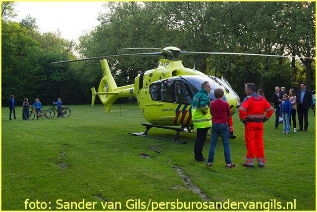 Lifeliner3 inzet Boxtel Foto: Sander van Gils (10)