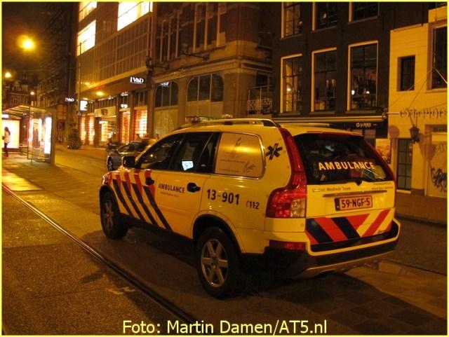 MMT1 inzet Amsterdam Foto: Martin Damen (4)