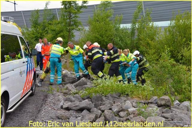 Lifeliner1 inzet Hoofddorp Foto: Eric van Lieshout (6)