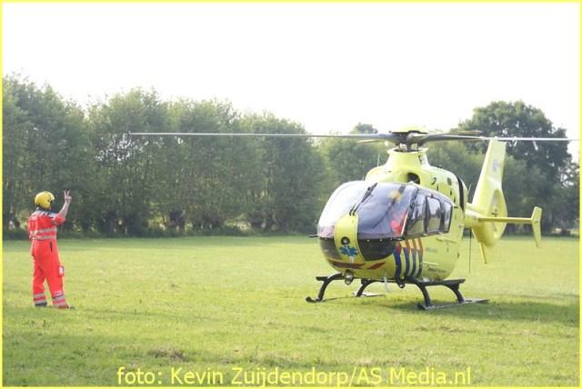 Lifeliner1 inzet Nijkerk Foto: Kevin Zuijdendorp (2)