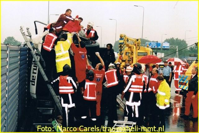 1996 08-12 Rijksweg A4 Amsterdam 1-BorderMaker