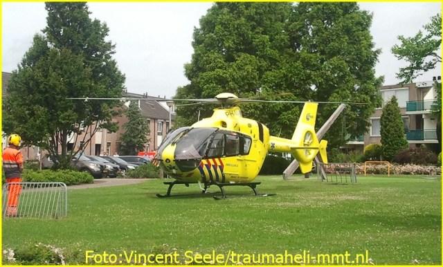 Lifeliner2 inzet Barendrecht Foto: Vincent Seele