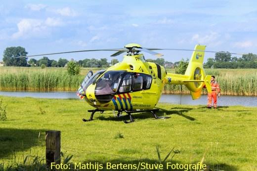 Lifeliner2 inzet Werkendam Foto: Mathijs Bertens (10)