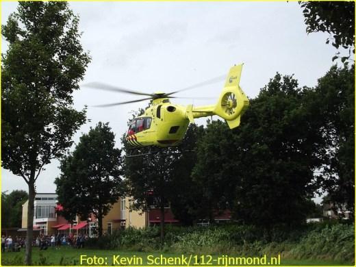 Lifeliner2 inzet Spijkenisse Foto: Kevin Schenk (18)