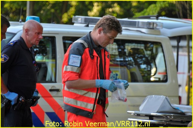 Lifeliner2 inzet Rotterdam Foto: Robin Veerman (11)