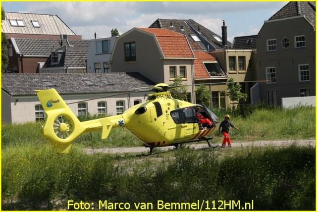 19 Juli Lifeliner2 inzet Gouda Foto: Marco van Bemmel (10)
