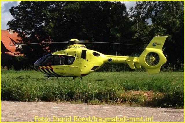 Lifeliner2 inzet Krimpen aan de Lek Foto: Ingrid Roest
