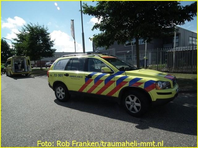 MMT1 inzet Nieuw Vennep Foto: Rob Franken (10)