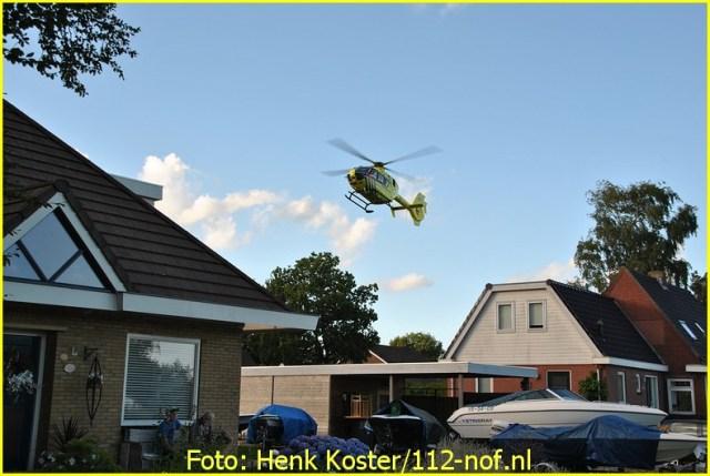 Lifeliner4 inzet Kootstertille Foto: Henk Koster