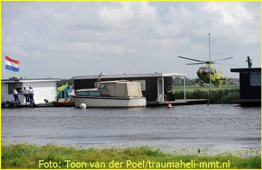 Lifeliner2 inzet Warmond Foto: Toon van der Poel (2)