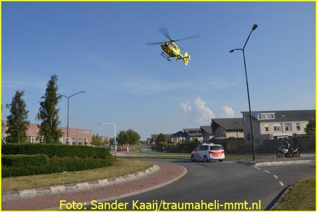 Lifeliner1 inzet Heerhugowaard Foto: Sander Kaaij (5)