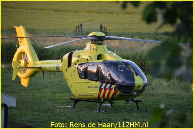 Lifeliner2 inzet Haastrecht Foto: Rens de Haan (2)