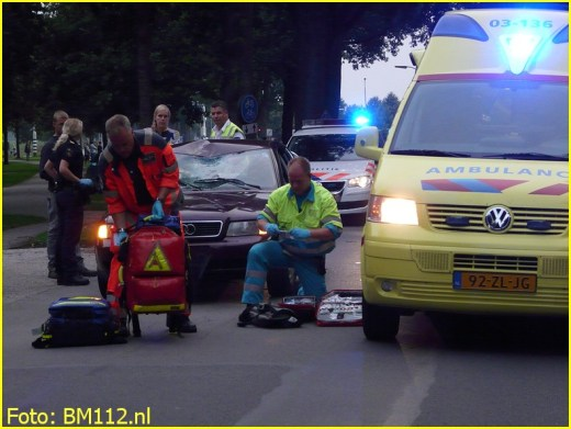 Lifeliner4 inzet Nieuw-Dordrecht Foto: BM112.nl
