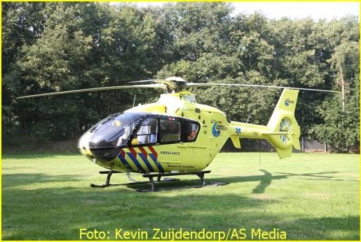 Lifeliner3 inzet Amersfoort Foto: Kevin Zuijdendorp