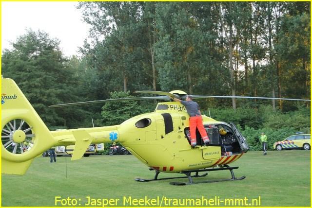 Lifeliner1 inzet Hoofddorp Foto: Jasper Meekel (2)