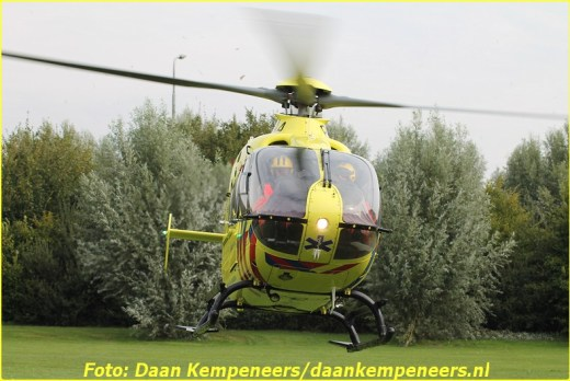 Lifeliner2 inzet Sint Philipsland Foto: Daan Kempeneers